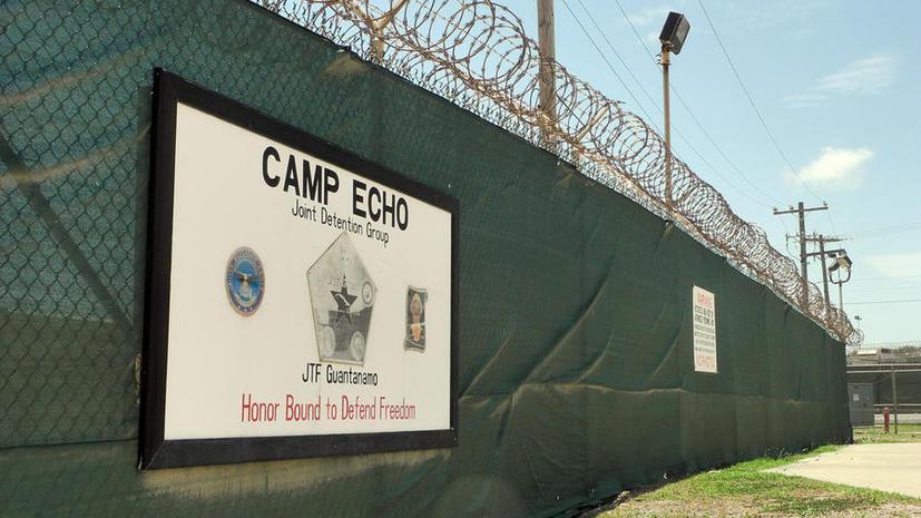 Российская делегация сегодня посетит спецтюрьму в Гуантанамо