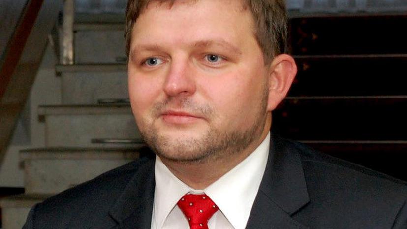 СК: В кабинете Никиты Белых проходит обыск
