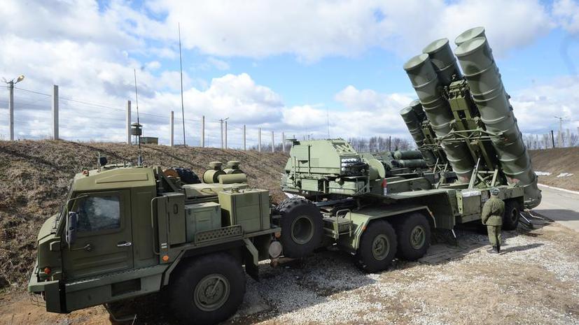 США и их союзники обеспокоены тем, что российские С-400 могут покрыть всю территорию Сирии