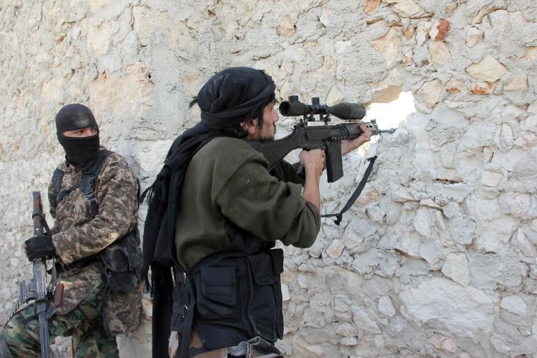 Исламисты захватили оружейные склады Свободной сирийской армии