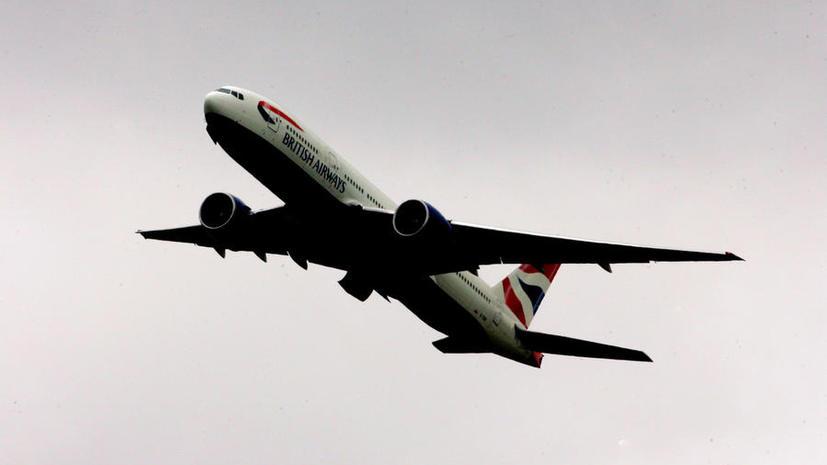 СМИ: Россия может ограничить полеты европейских авиакомпаний