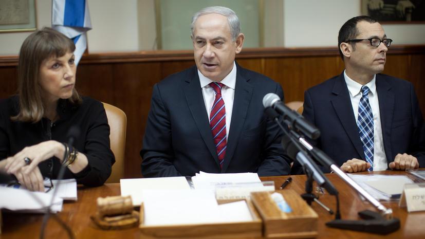 Биньямин Нетаньяху обнесет Голанские высоты «стеной безопасности»