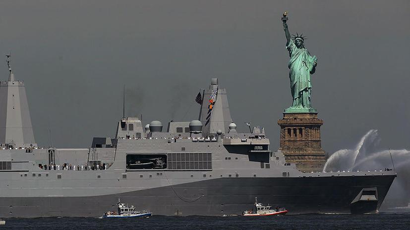 Американские корабли станут проворнее и быстрее