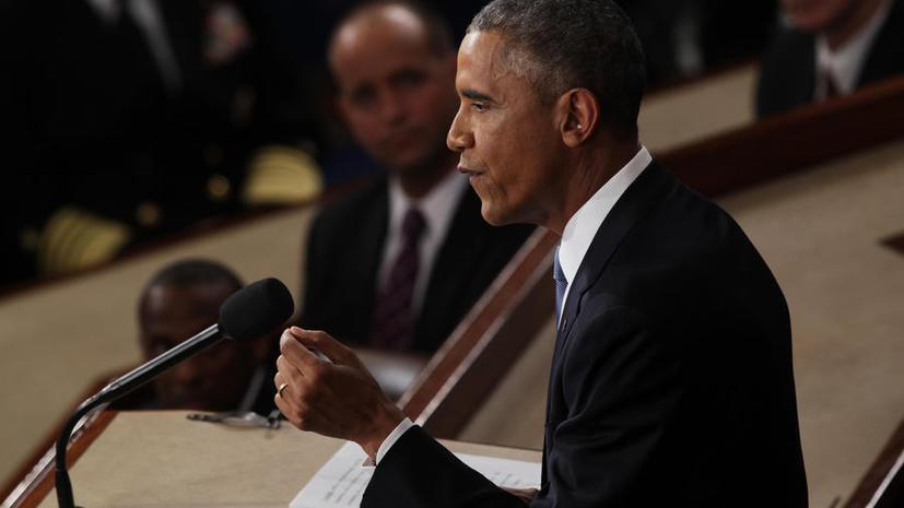 Барак Обама: Россия находится в изоляции, а её экономика разорвана в клочья