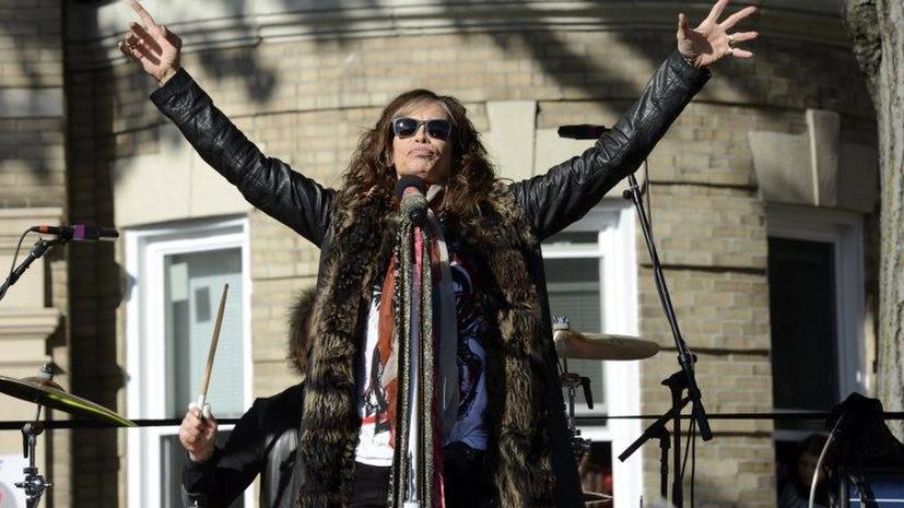 Вокалист Aerosmith истратил на наркотики $6 млн
