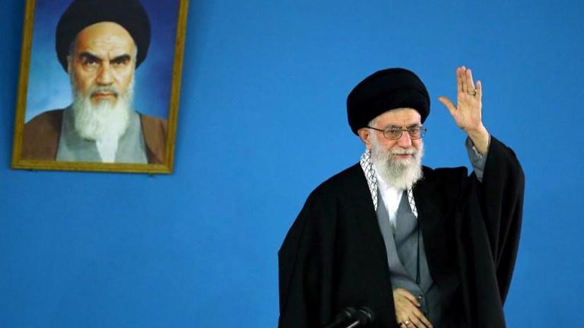Аятолла Хаменеи: Нельзя доверять США в вопросах снятия санкций