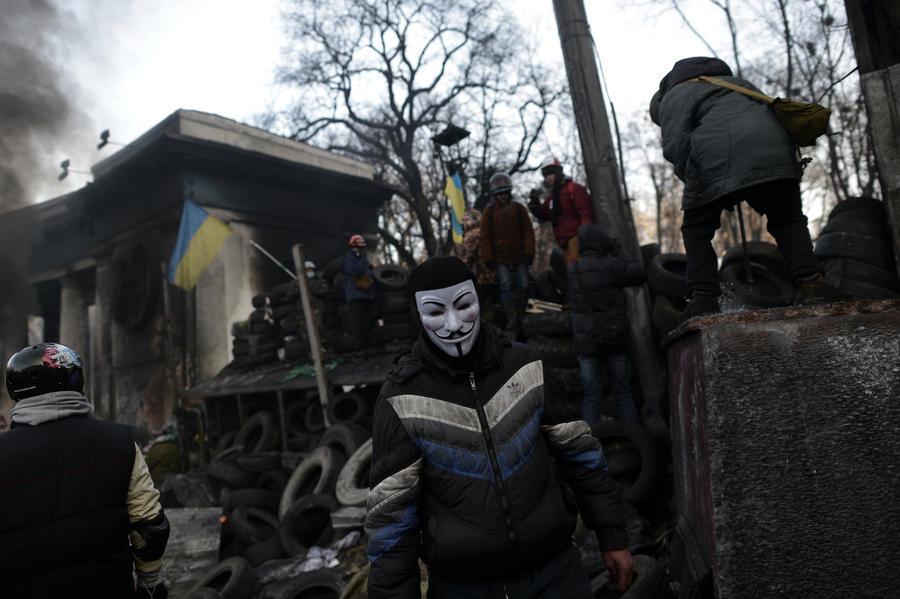 Неизвестные угрожают терактами на Украине