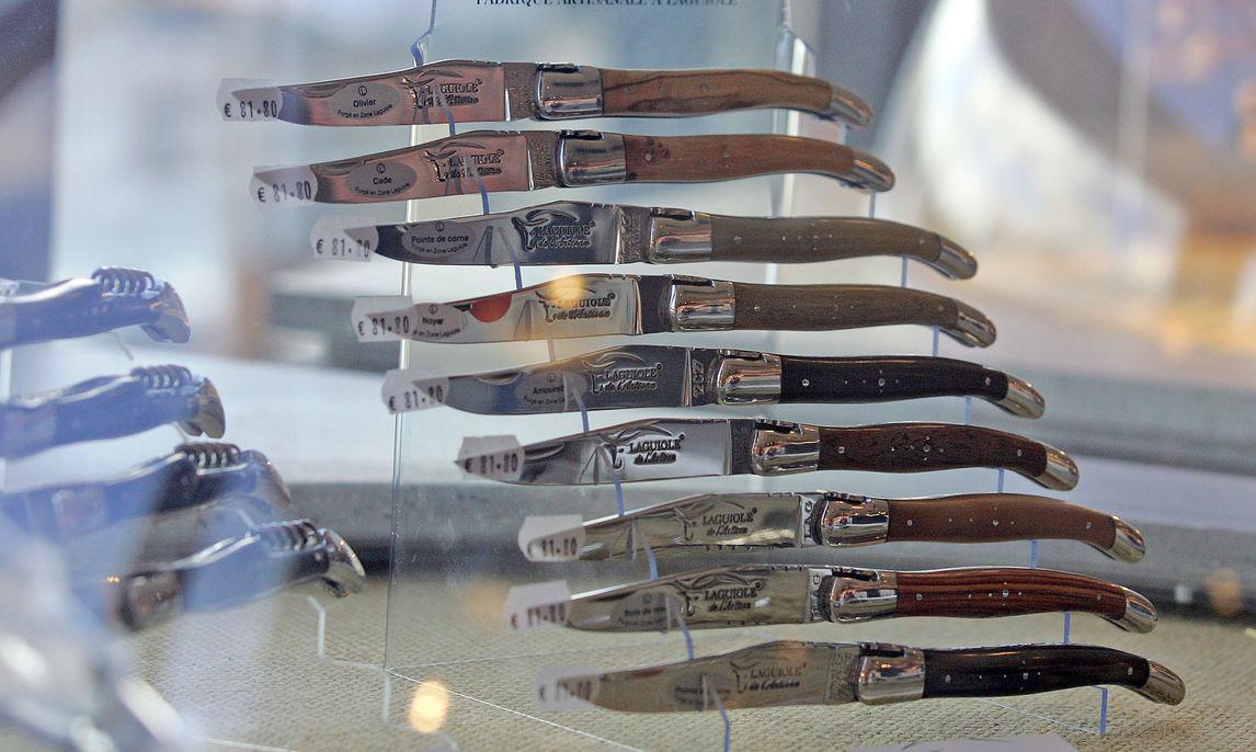 В США предложили сажать на год за незадекларированные кухонные ножи