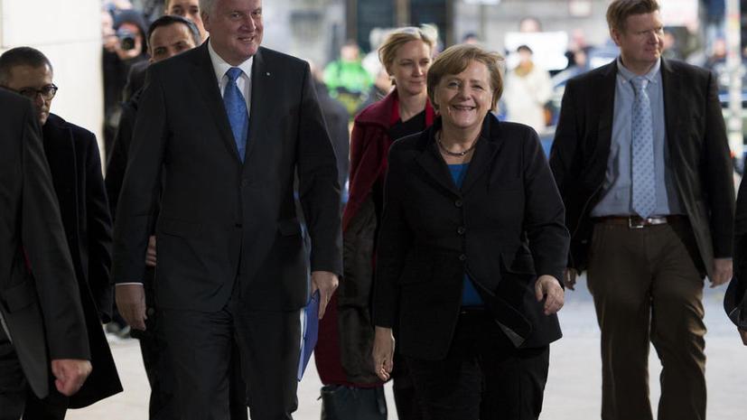В Германии достигнуто соглашение о формировании коалиционного правительства