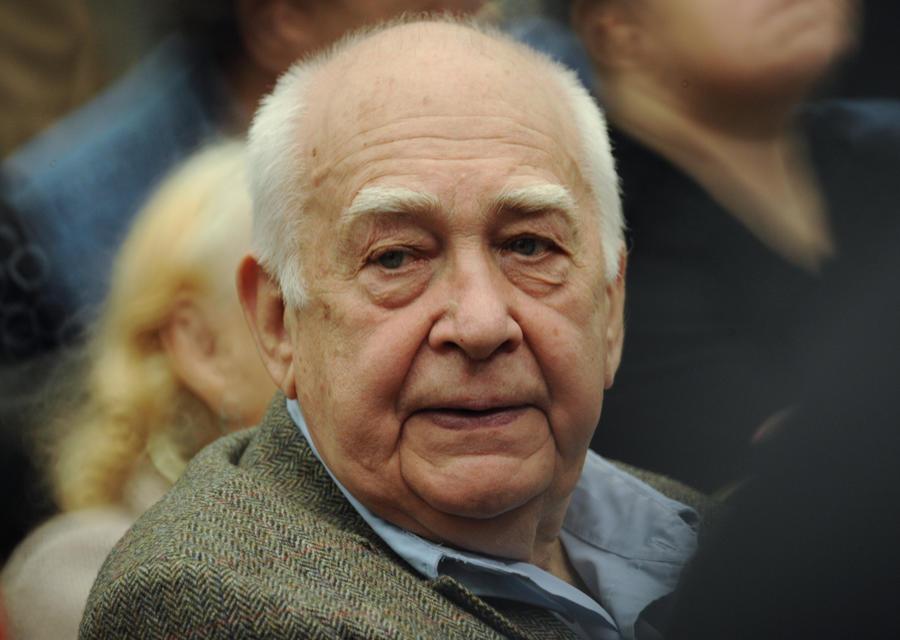 Умер кинооператор Вадим Юсов, снимавший фильмы Тарковского, Данелии и Бондарчука
