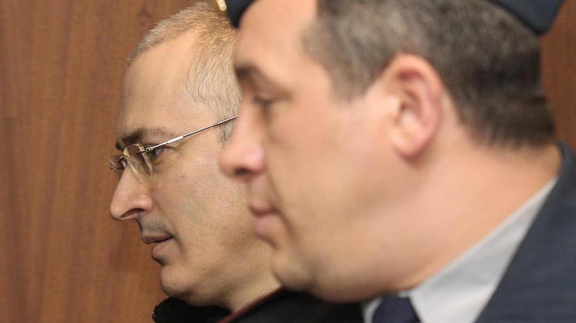 Судебные приставы продали за долги два мотоцикла Ходорковского