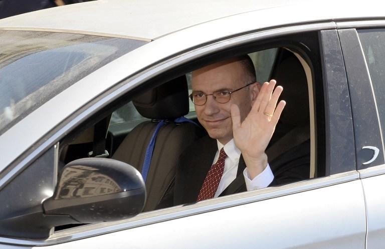 Премьер Италии Энрико Летта  ушёл  в отставку под нажимом Демократической партии