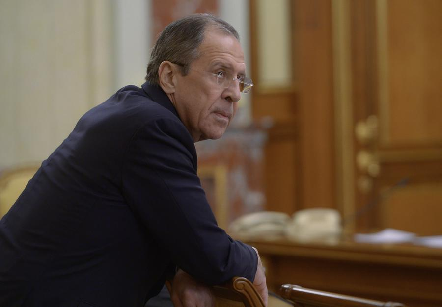 Сергей Лавров обсудил ситуацию на Украине с послами 28 стран ЕС