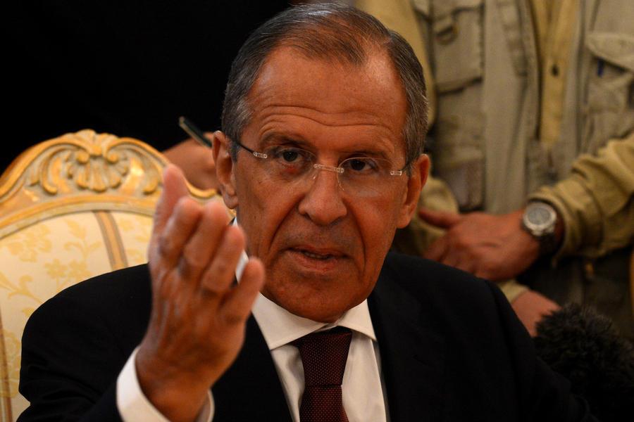 Сергей Лавров: Россия изучает голландский отчёт об инциденте с российским дипломатом в Гааге