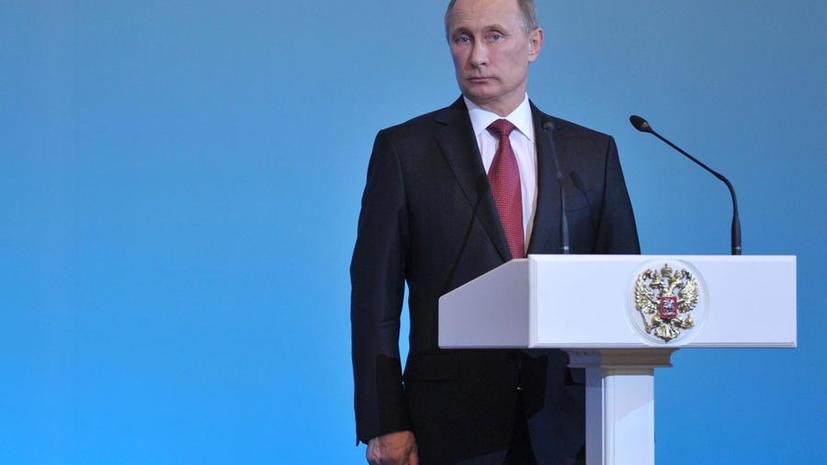 Владимир Путин поручил проработать условия реструктуризации кипрских долгов