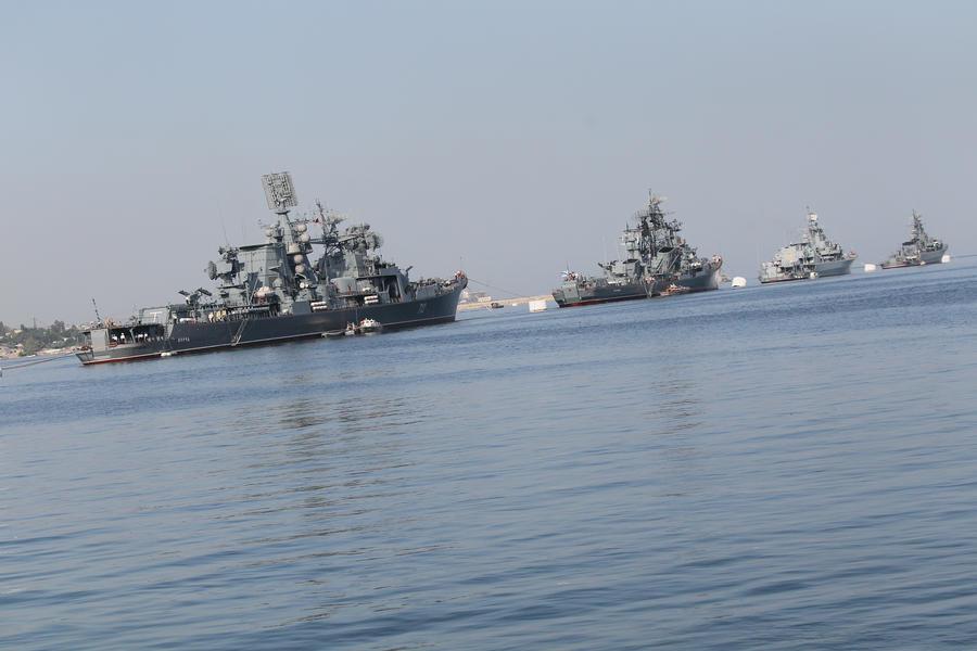 Минобороны РФ: Попытка завести уголовное дело против командующего Черноморским флотом - это провокация