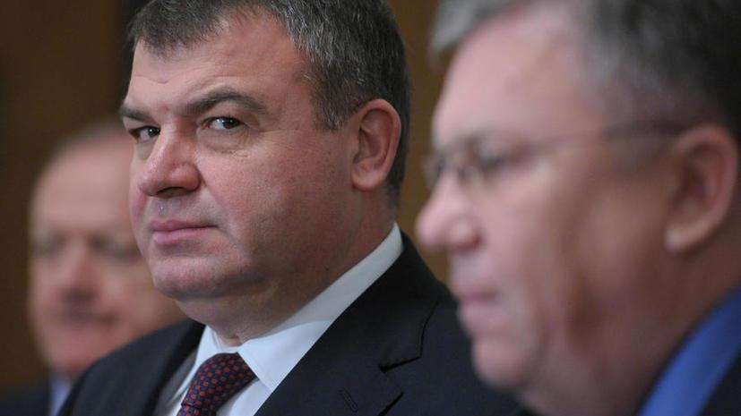 Анатолий Сердюков распродавал сотни гектаров земли в ближнем Подмосковье