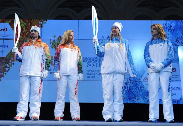 Олимпийский огонь в 2014 году зажгут пером Жар-птицы