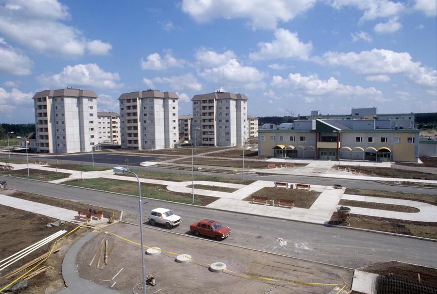 Чиновник Минобороны задержан за аферу с квартирами на 1 млрд рублей