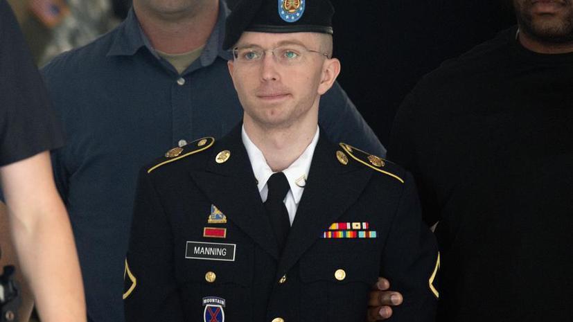 Военная прокуратура США потребовала приговорить Мэннинга к 60 годам тюрьмы