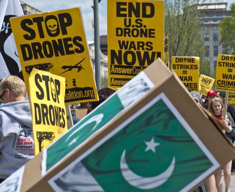 Пакистанский суд потребовал положить конец ударам американских БПЛА
