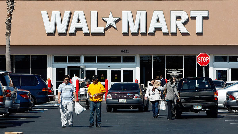 Стрельба в Коннектикуте обогатила супермаркеты Wal-Mart