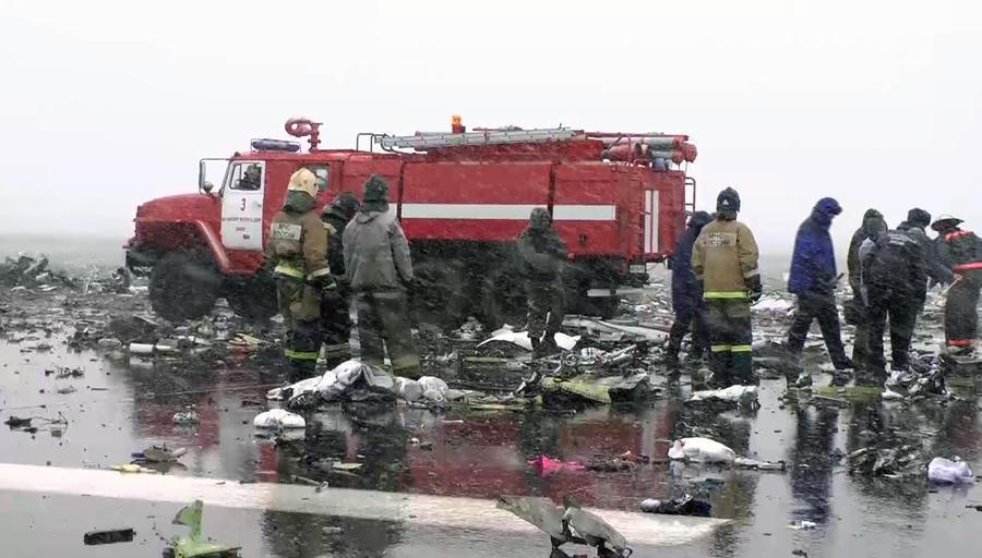 Крушение пассажирского Boeing в Ростове-на-Дону — хронология событий