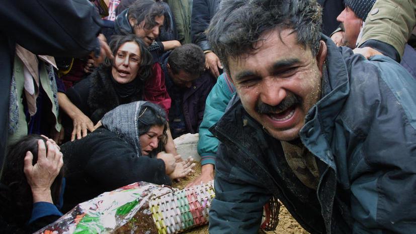 Иранские СМИ: Боевики казнили 450 курдских заложников на севере Сирии