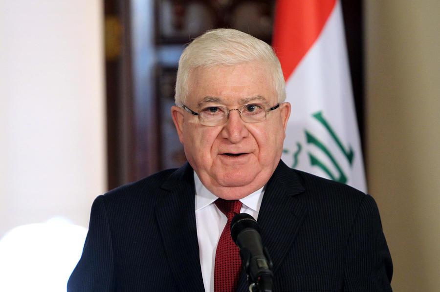 Президент Ирака призвал Турцию вывести войска с территории страны и не повторять впредь эту ошибку