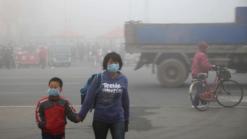 В Китае ужесточат наказание за загрязнение окружающей среды