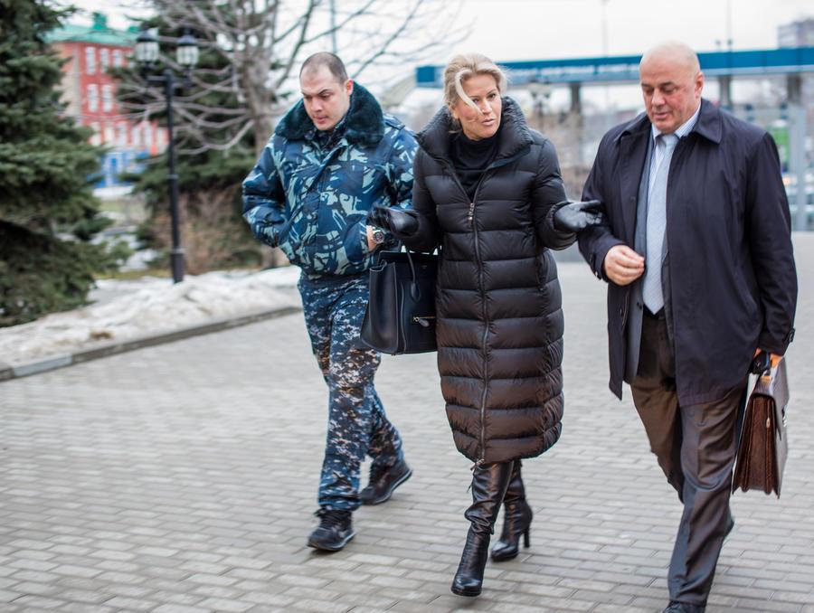 Мосгорсуд продлил срок домашнего ареста Евгении Васильевой до 23 июля