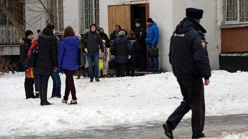 Подозреваемый в захвате заложников в московской школе был её учеником-отличником