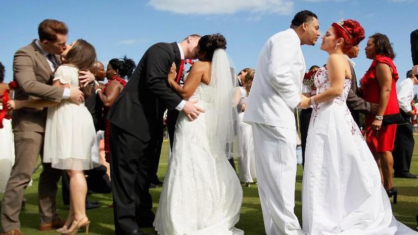 Счастливый брак приводит к ожирению