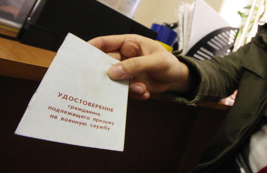 В Киеве призвали в армию 8-летнего школьника