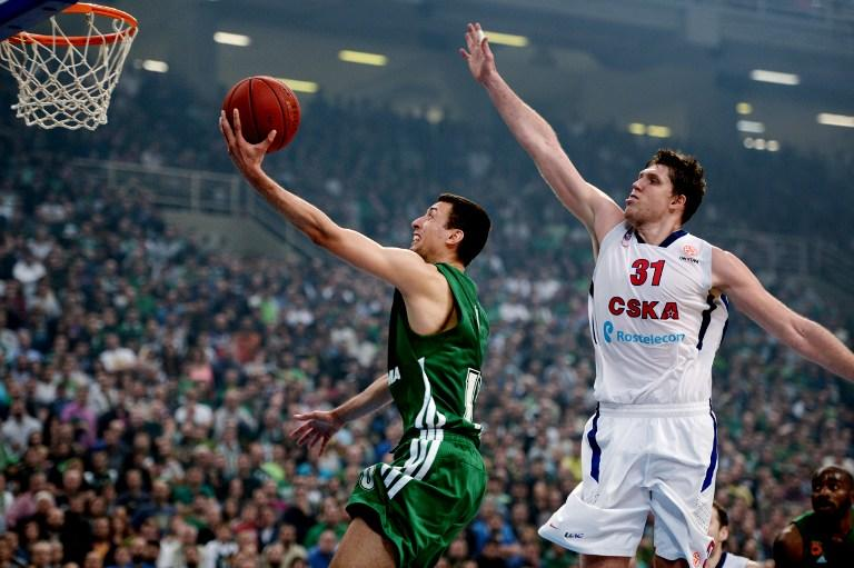 ЦСКА пробился в восьмерку лучших команд Евролиги, «Химкам» не хватило одной победы
