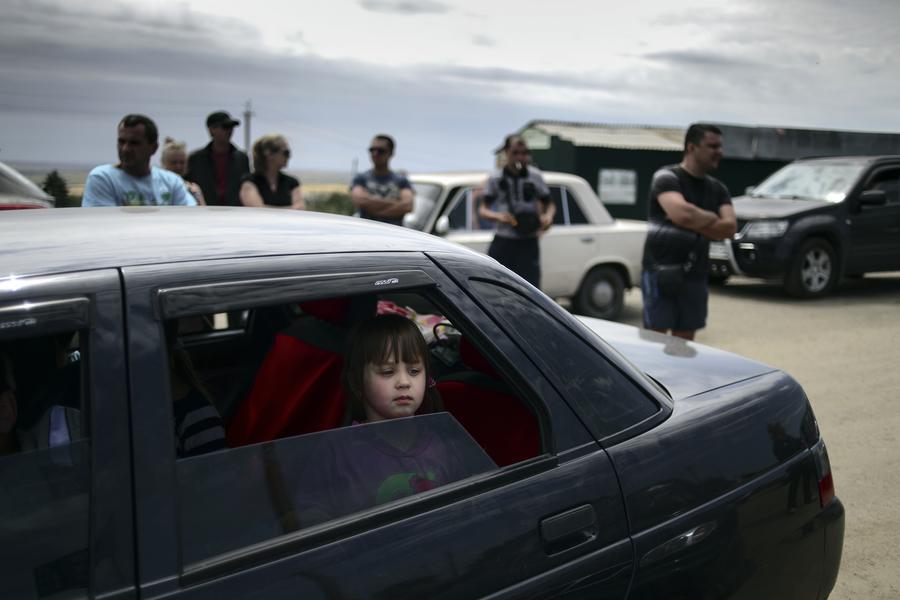 Волонтёры: В Славянске начинается голод, эвакуировать мирных жителей мешает Нацгвардия