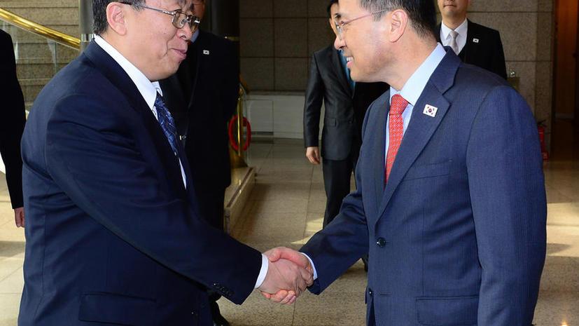 КНДР и Южная Корея довольны проведёнными переговорами