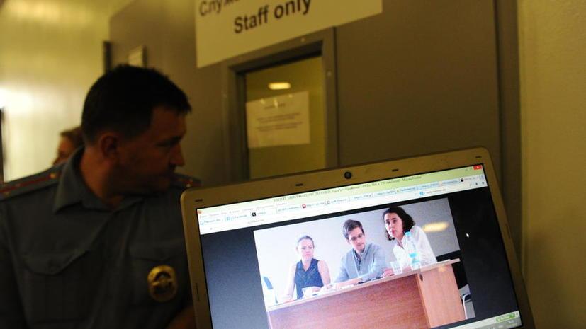США «взяли на карандаш» венесуэльских чиновников из-за помощи Сноудену