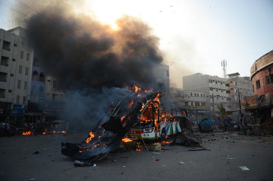 12 служащих йеменских ВВС погибли в результате теракта