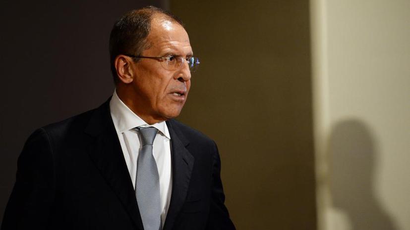 Сергей Лавров: откладывание мирной конференции по Сирии выгодно радикалам и джихадистам