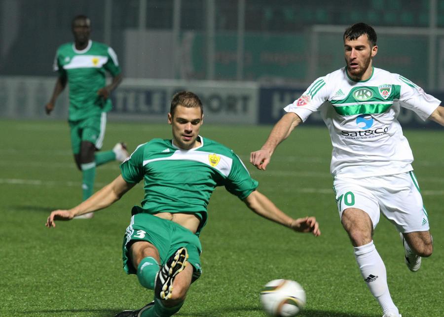 Двое футболистов сбежали из израильского клуба в Чечню
