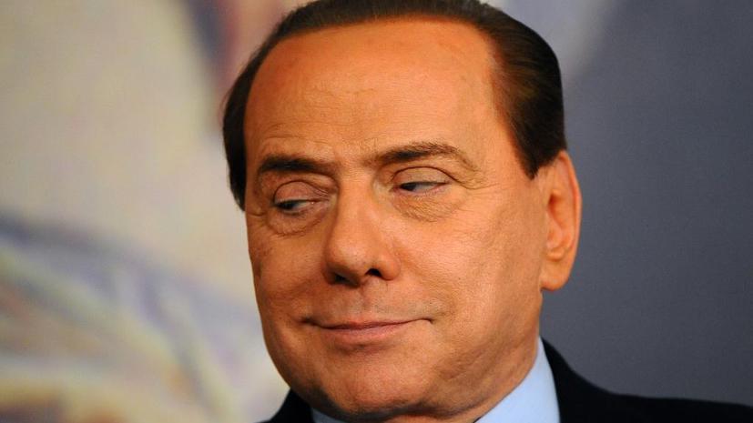Берлускони грозится свергнуть действующее правительство Италии