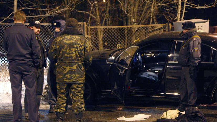 Четыре человека застрелены на северо-востоке Москвы