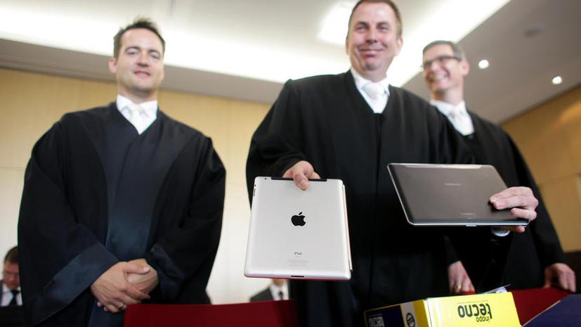 Apple готова припомнить Samsung старые обиды