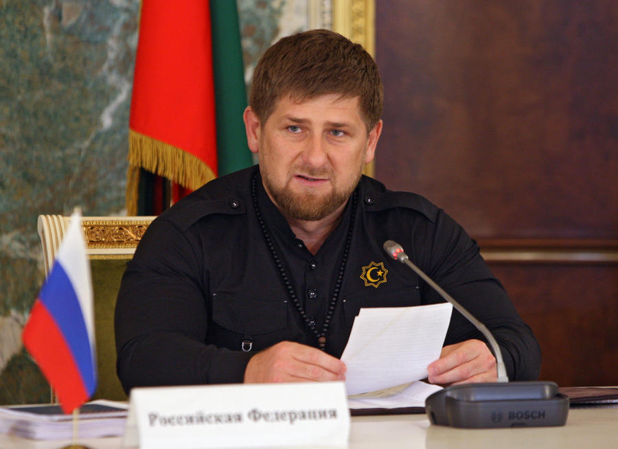 Рамзан Кадыров поручил задержать и доставить в Чечню украинских депутатов, поддержавших боевиков