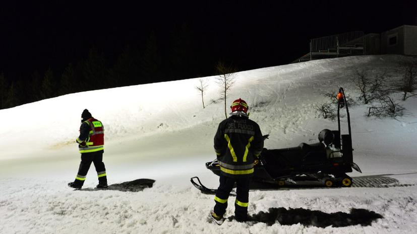 Погибшие в Альпах россияне нарушили правила безопасности - власти Италии