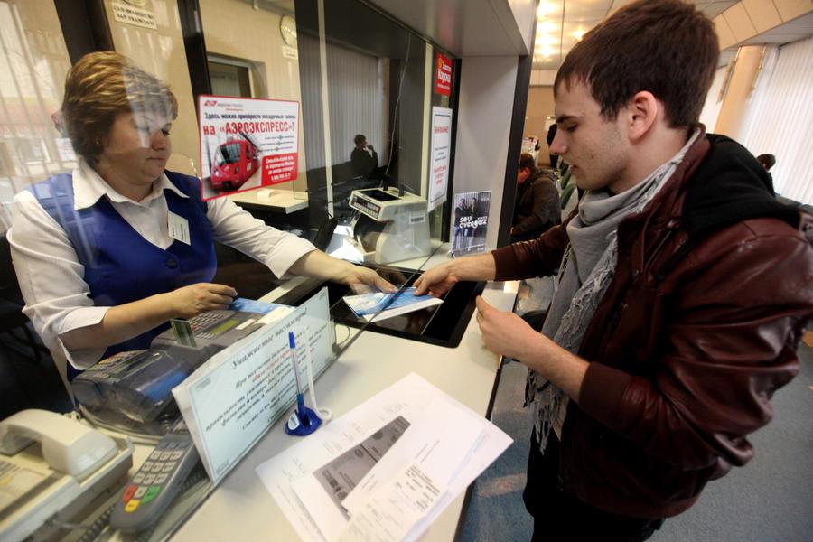 Генпрокуратура: российские авиакомпании завышают цены на билеты