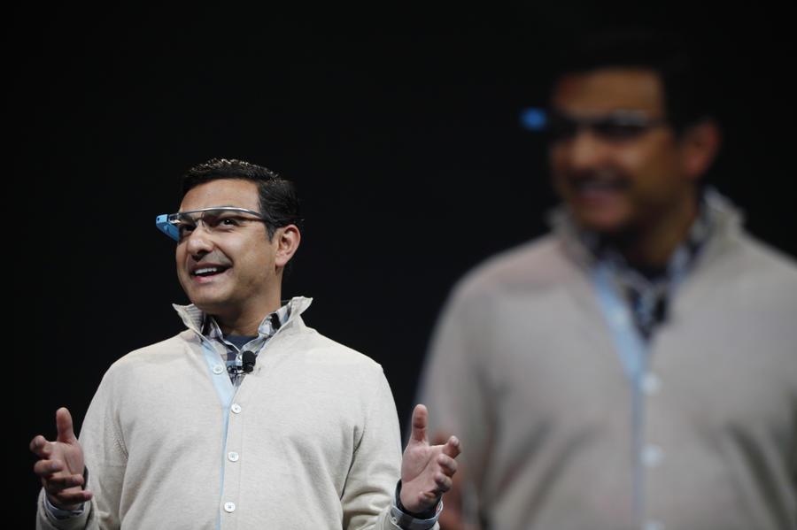 Google Glass поступят в продажу в ближайшие дни