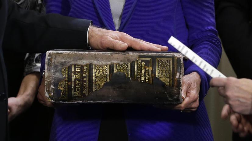 Новый перевод Библии стал бестселлером в Норвегии