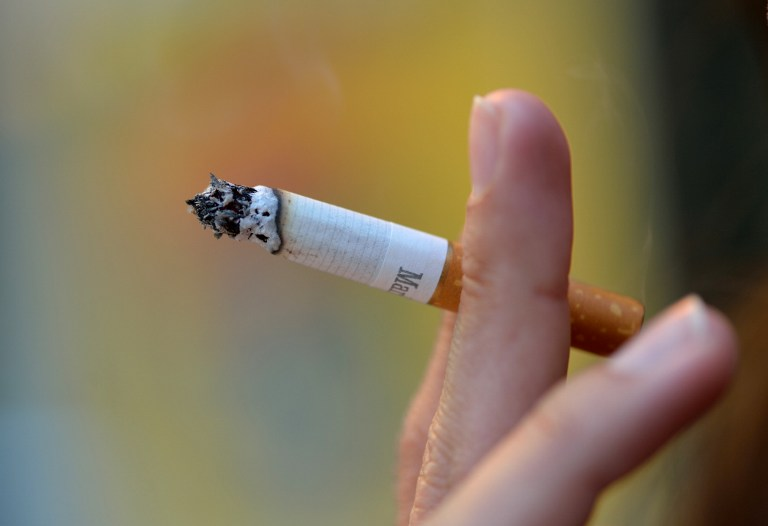 С запретом курения в Великобритании сократилось число детских заболеваний астмой